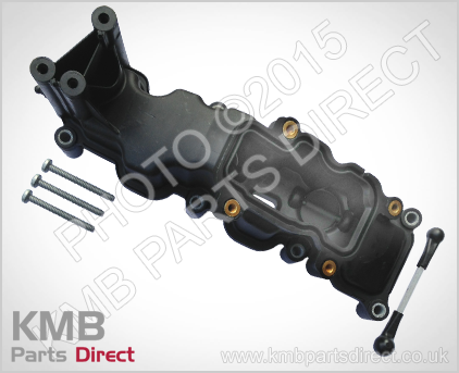 Audi / VW 2.7 & 3.0tdi inlet manifold, 059 129 711 Left Side