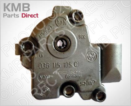 Worn oil pump hex drive shaft on MY09 2 0 TDI | Audi-Sport net